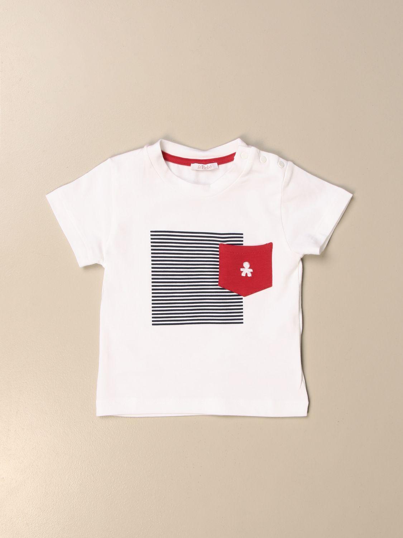 T-shirt Le Bebé: T-shirt kids Le BebÉ white 1