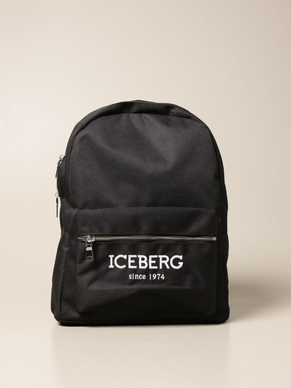 旅行袋 Iceberg: 旅行袋 儿童 Iceberg 黑色 1
