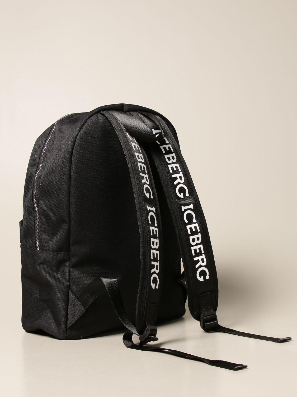 旅行袋 Iceberg: 旅行袋 儿童 Iceberg 黑色 2