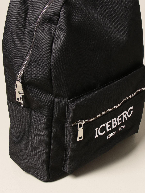 旅行袋 Iceberg: 旅行袋 儿童 Iceberg 黑色 3