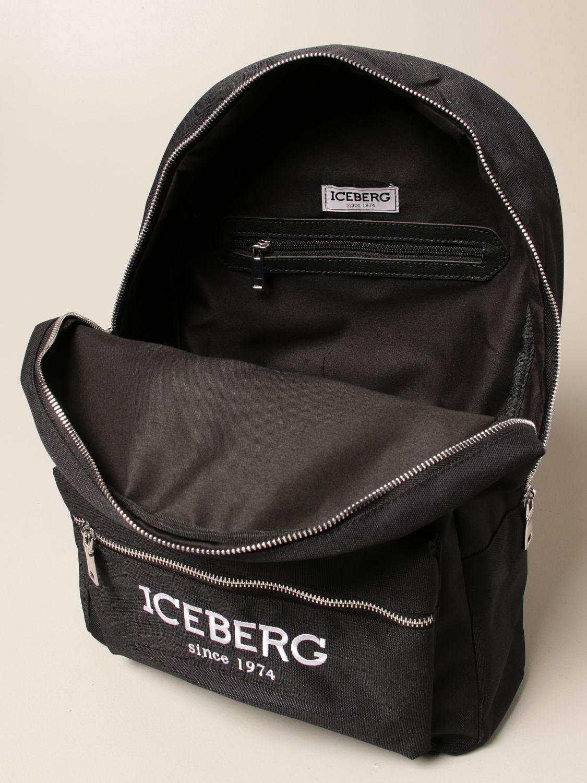 旅行袋 Iceberg: 旅行袋 儿童 Iceberg 黑色 4