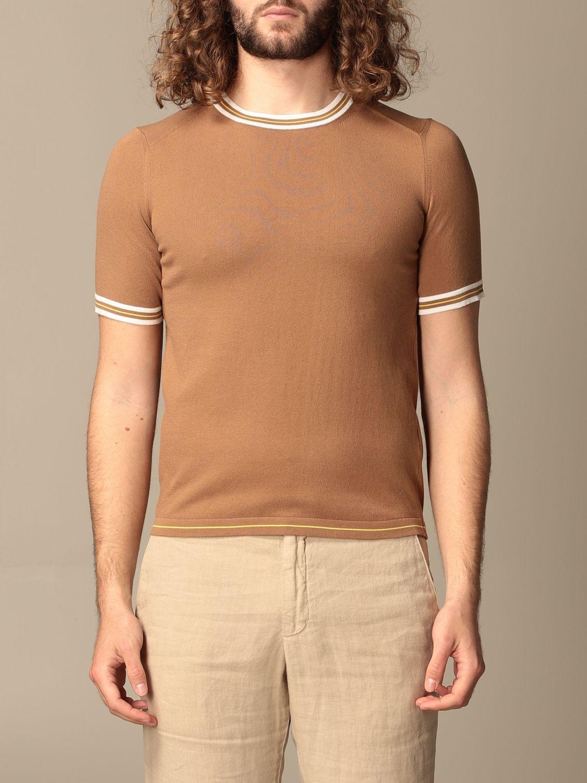 Sweater Altea: Sweater men Altea camel 1