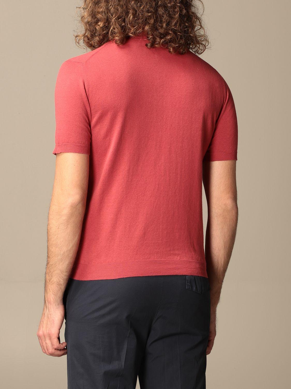 Polo shirt Altea: Polo shirt men Altea red 2