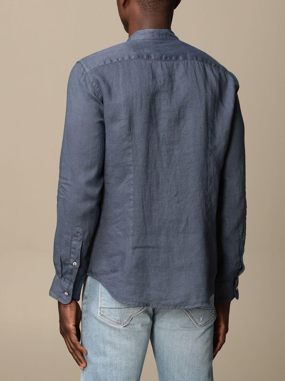Shirt Altea: Shirt men Altea blue 2