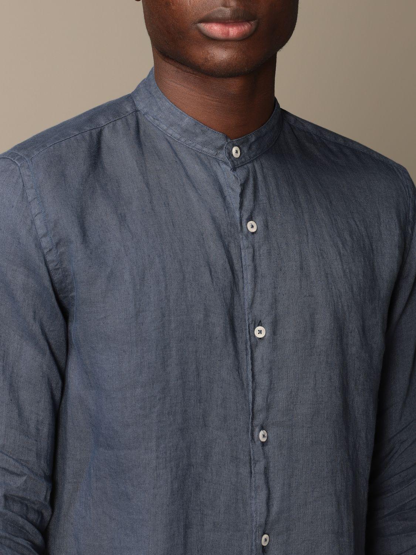 Shirt Altea: Shirt men Altea blue 3