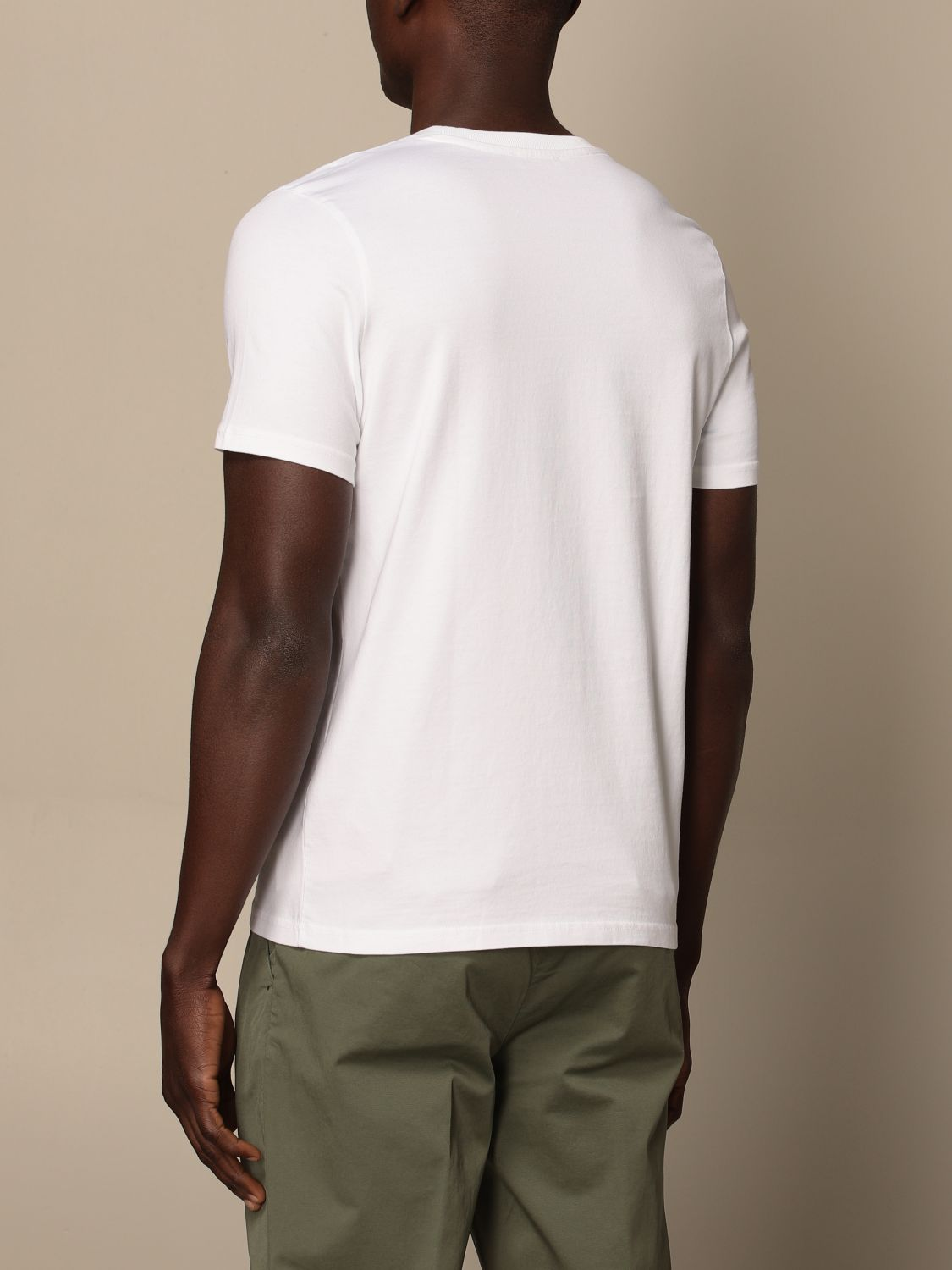 T-shirt Altea: T-shirt men Altea white 2