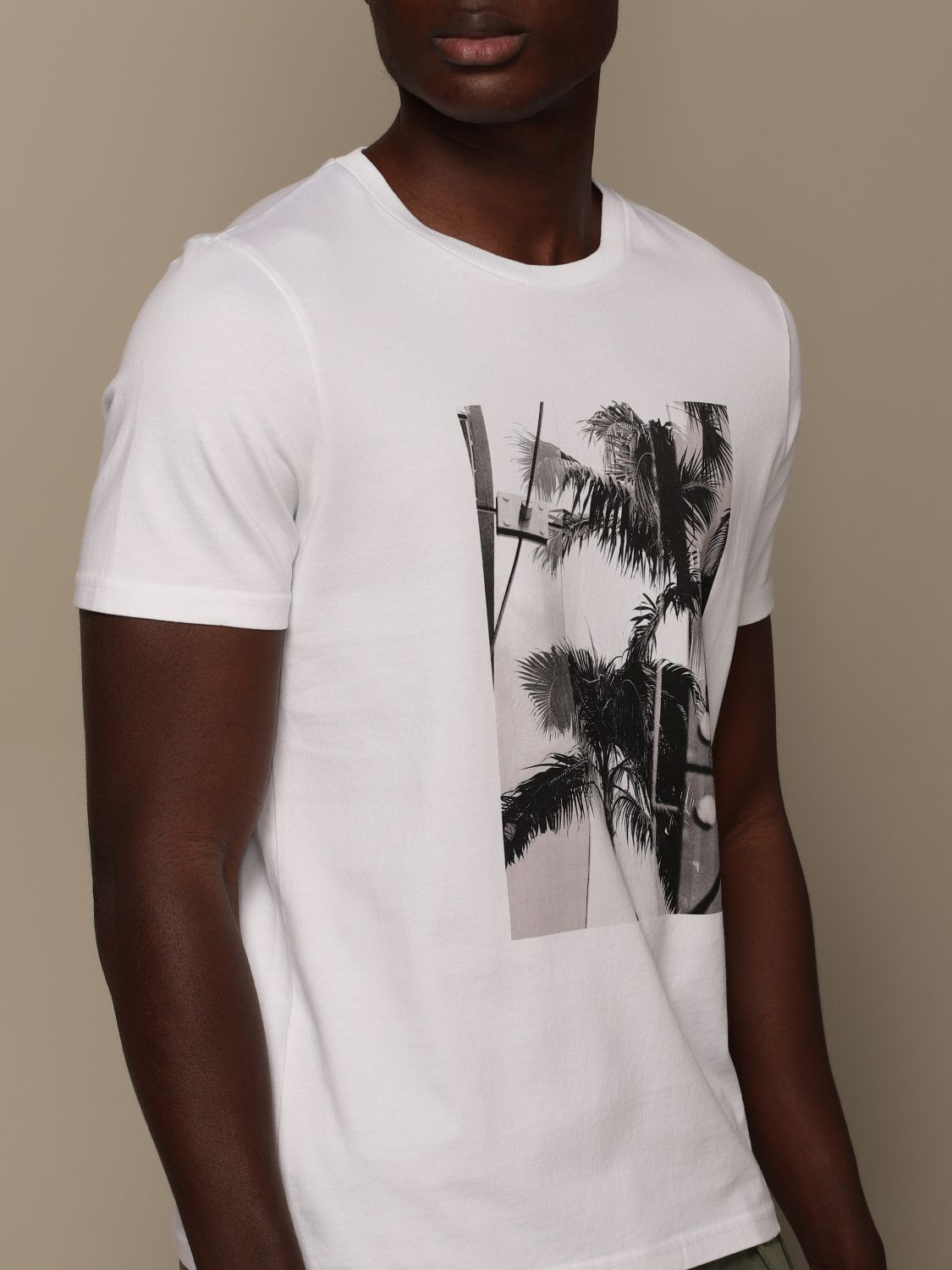 T-shirt Altea: T-shirt men Altea white 3