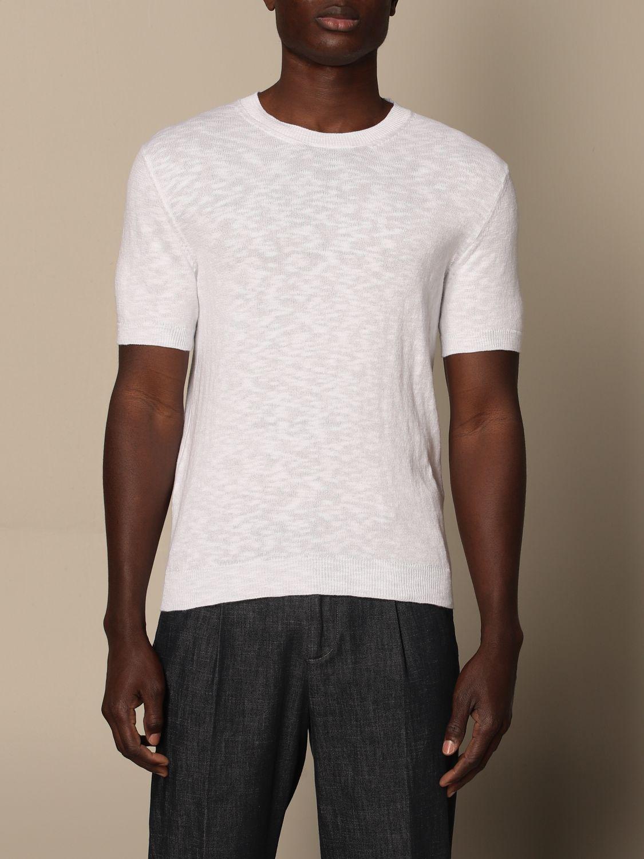 T-shirt Altea: Altea cotton T-shirt white 1