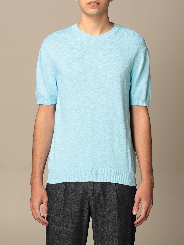 T-shirt Altea: T-shirt men Altea orange 1