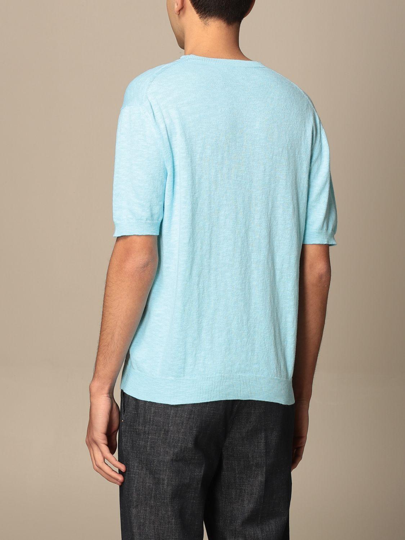 T-shirt Altea: Altea cotton T-shirt sky blue 2