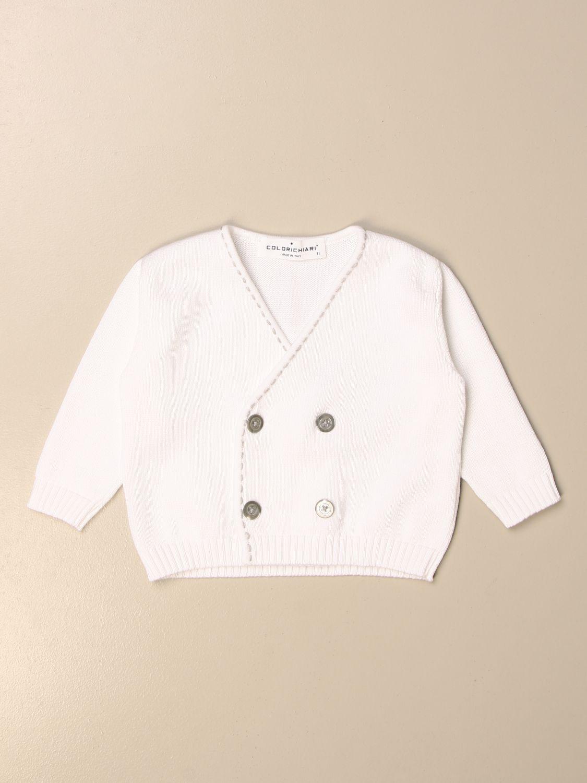 Jersey Colori Chiari: Jersey niños Colori Chiari blanco 1