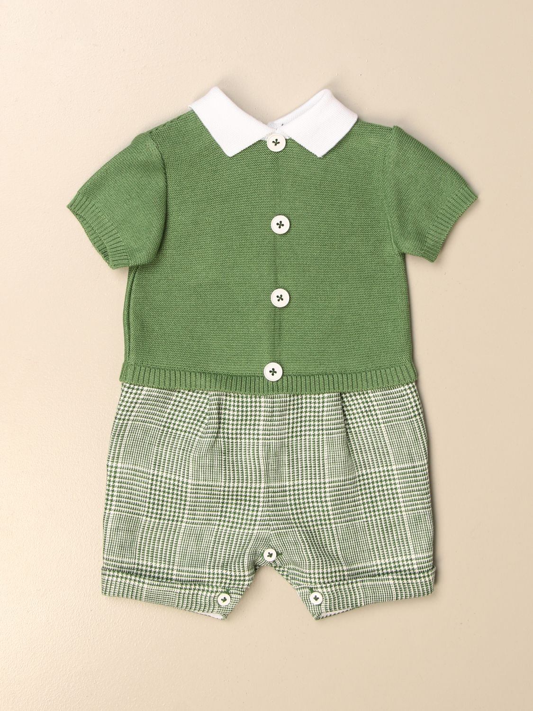 Monopieza Colori Chiari: Monopieza niños Colori Chiari verde 1