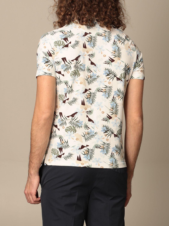 Polo shirt Altea: Polo shirt men Altea white 2