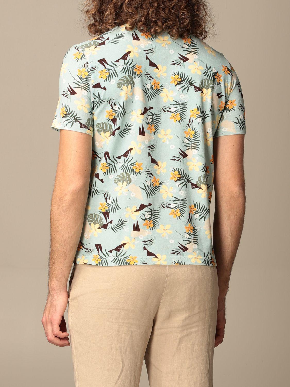 Polo shirt Altea: Polo shirt men Altea green 2