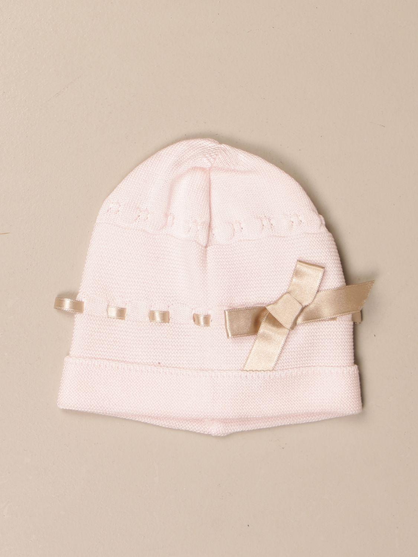 Mütze Colori Chiari: Mütze kinder Colori Chiari pink 1