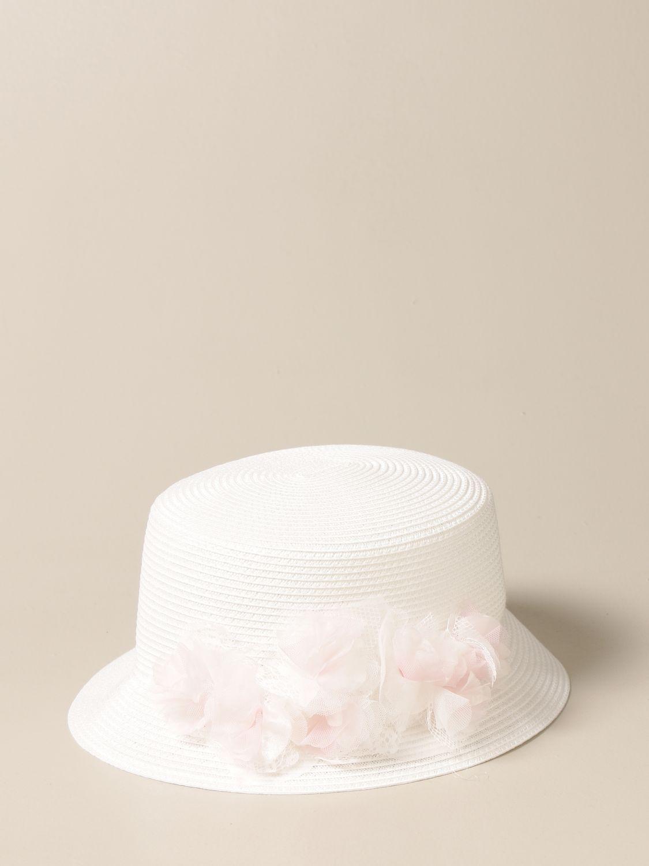 Шапка для девочек Colori Chiari: Шапка для девочек Детское Colori Chiari розовый 1