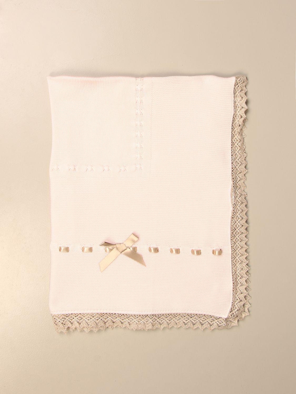 Decke Colori Chiari: Decke kinder Colori Chiari pink 1