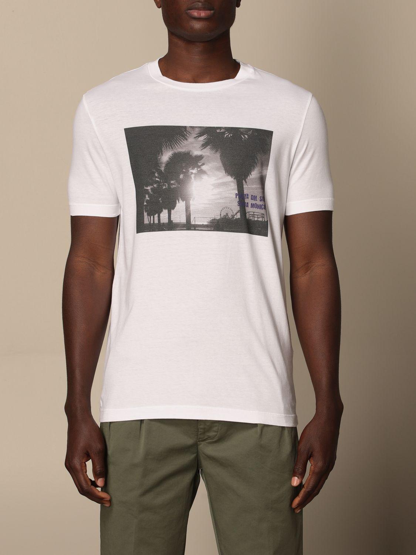 T-shirt Altea: T-shirt men Altea white 1