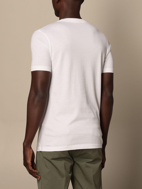 T-shirt Altea: T-shirt men Altea white 2