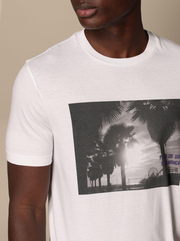 T-shirt Altea: T-shirt men Altea white 3