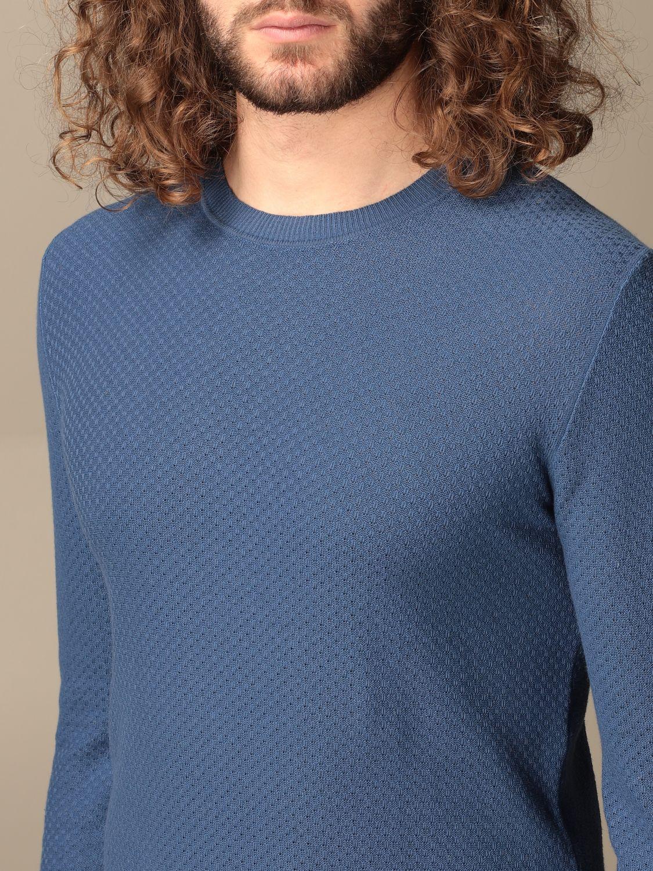 Sweater Altea: Sweater men Altea blue 3