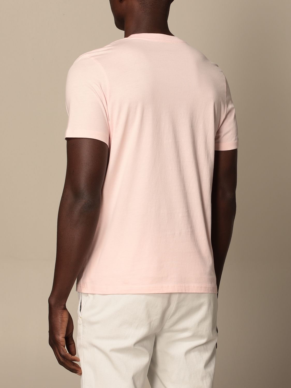 T-shirt Altea: T-shirt homme Altea rose 2