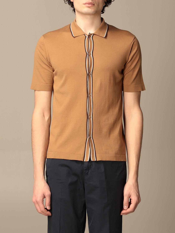 Shirt Altea: Shirt men Altea camel 1
