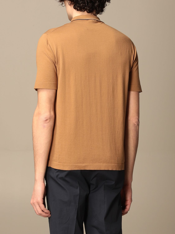 Shirt Altea: Shirt men Altea camel 2