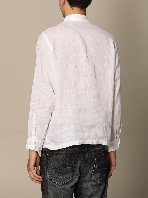 Chemise Altea: Chemise homme Altea blanc 2