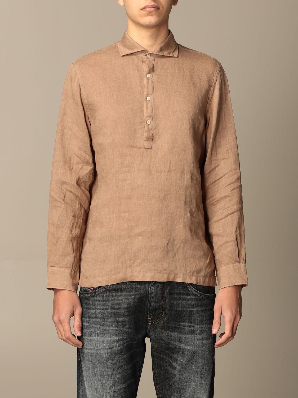 Shirt Altea: Shirt men Altea dove grey 1
