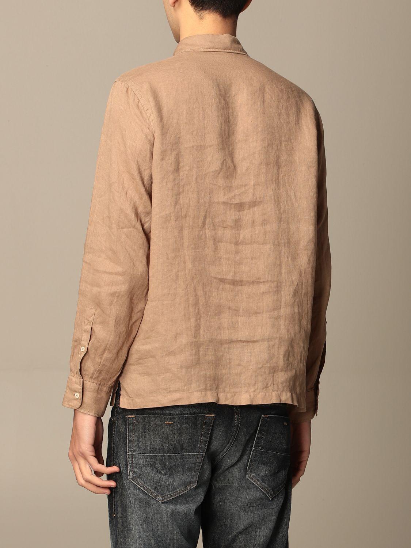 Shirt Altea: Shirt men Altea dove grey 2