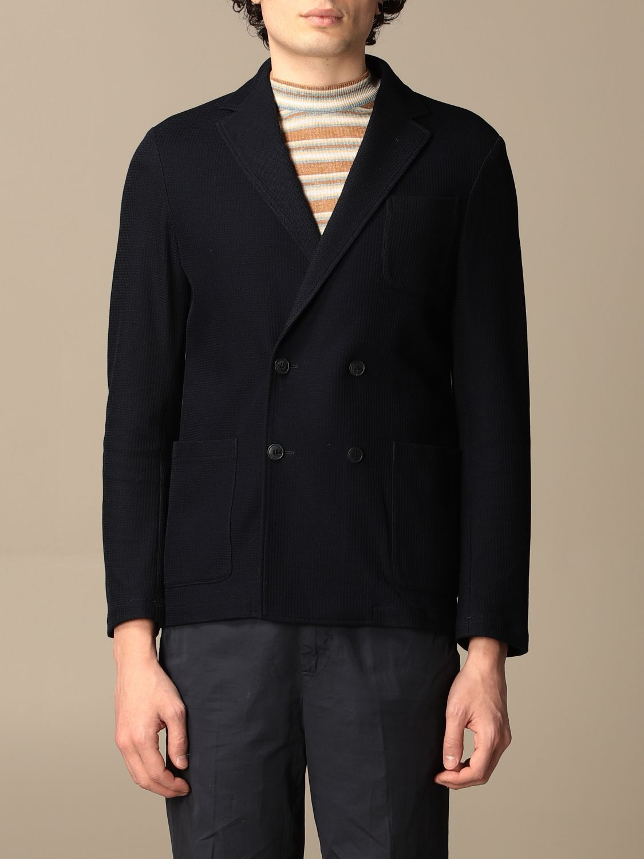 Blazer Altea: Jacket men Altea blue 1