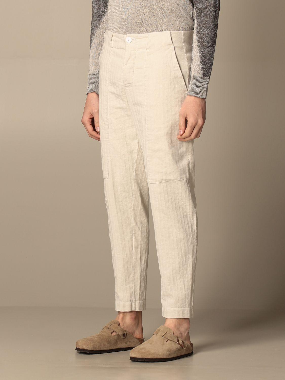 Pants Transit: Pants men Transit natural 4