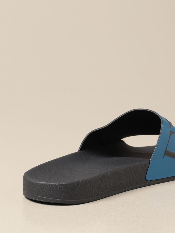Sandals Emporio Armani: Emporio Armani Swimwear slipper sandal grey 3