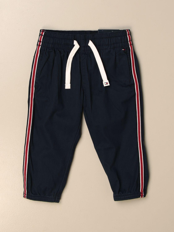 Pants Tommy Hilfiger: Pants kids Tommy Hilfiger navy 1