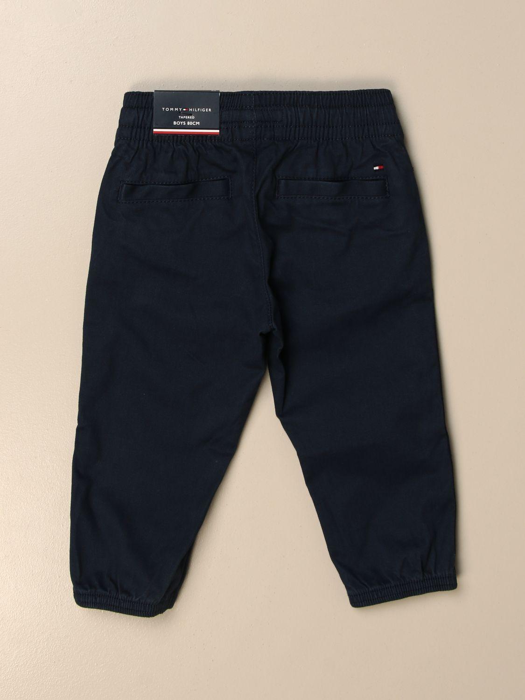 Pants Tommy Hilfiger: Pants kids Tommy Hilfiger navy 2
