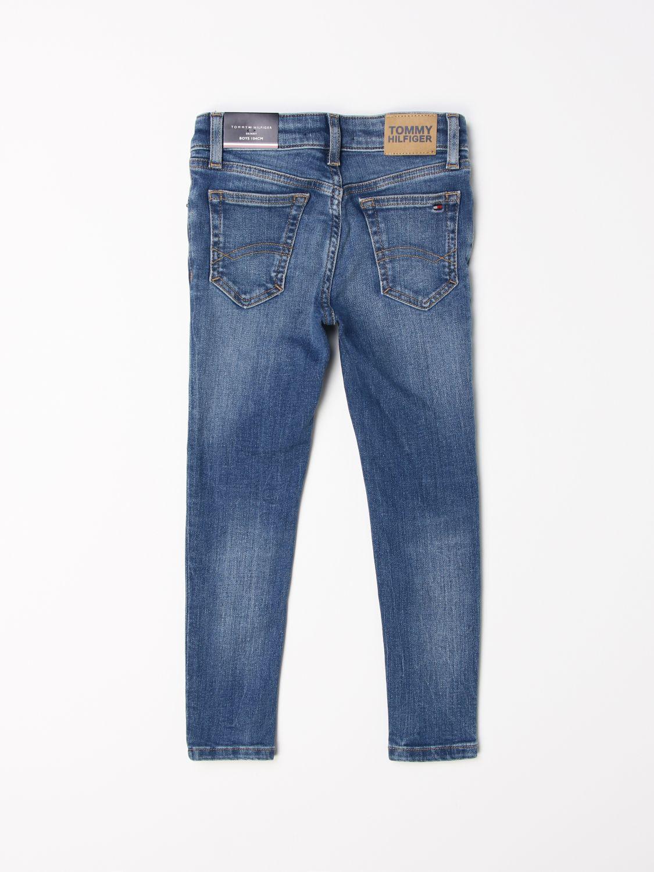 Jeans Tommy Hilfiger: Pantalon enfant Tommy Hilfiger bleu 2