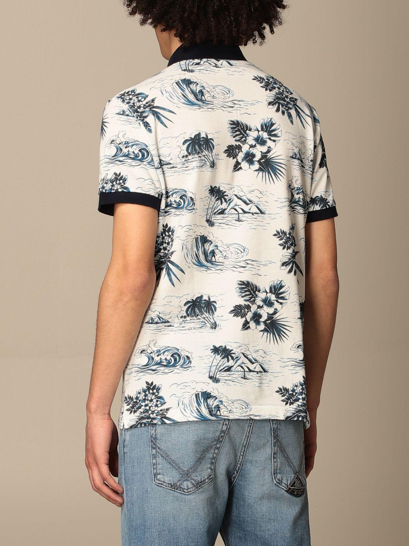 Polo shirt Brooksfield: Jumper men Brooksfield white 2