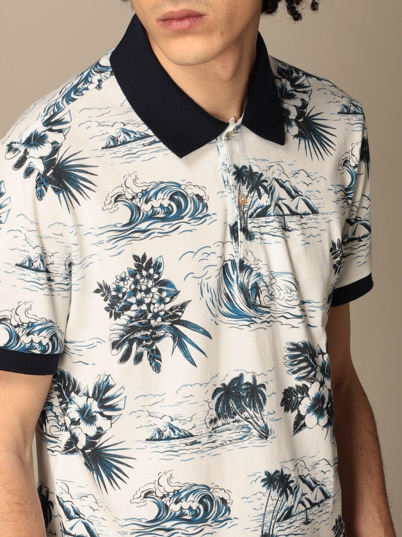 Polo shirt Brooksfield: Jumper men Brooksfield white 3