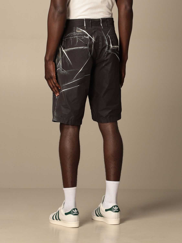 Pantalones cortos C.p. Company: Pantalones cortos hombre C.p. Company negro 2