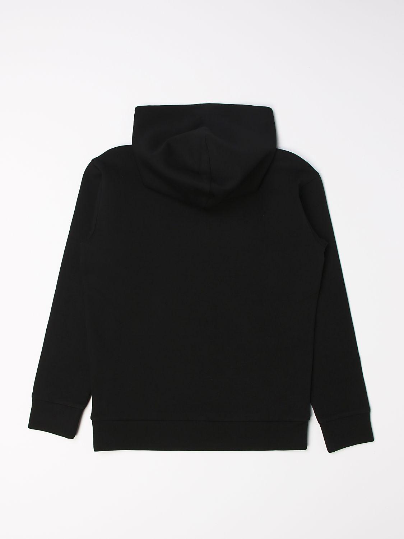 毛衣 Emporio Armani: 毛衣 儿童 Emporio Armani 黑色 2
