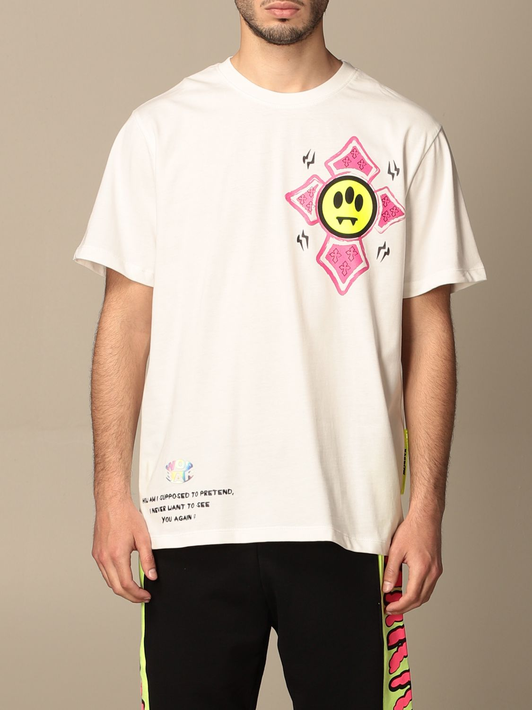 Camiseta Barrow: Camiseta hombre Barrow blanco 1