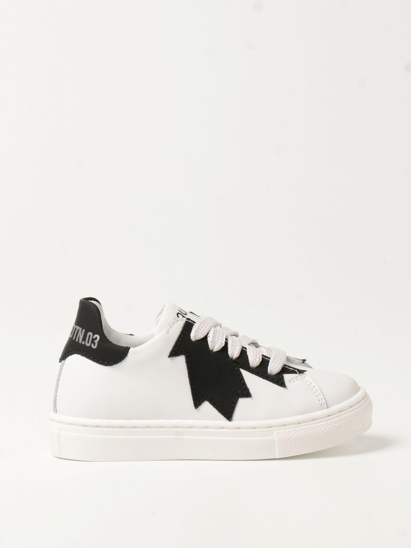 Обувь Dsquared2 Junior: Обувь Детское Dsquared2 Junior белый 1