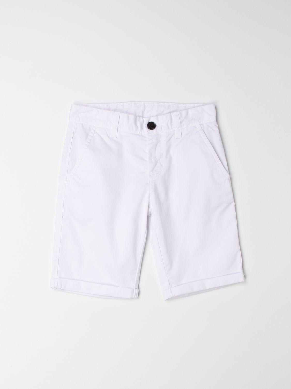 Shorts Sun 68: Shorts kids Sun 68 white 1