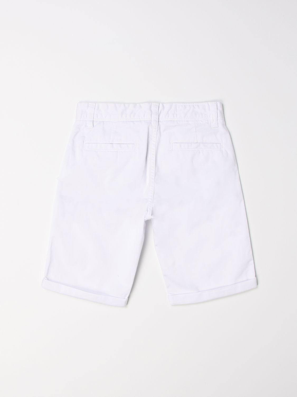 Shorts Sun 68: Shorts kids Sun 68 white 2