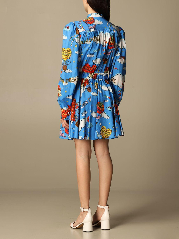 Robes Alessandro Enriquez: Robes femme Alessandro Enriquez blanc 2