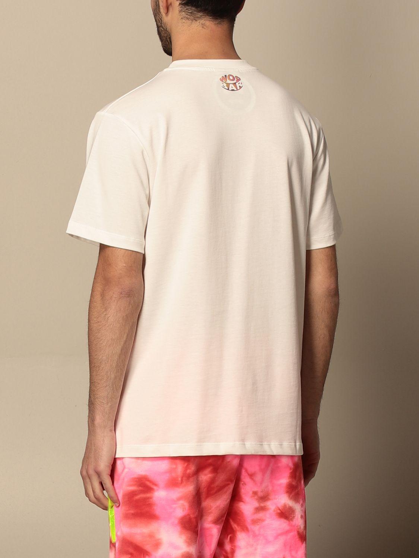 T-shirt Barrow: T-shirt homme Barrow blanc 3