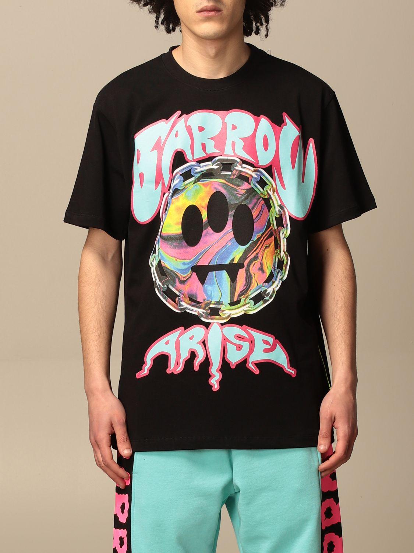 T-shirt Barrow: T-shirt men Barrow black 1