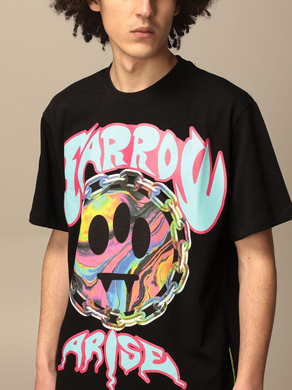 T-shirt Barrow: T-shirt men Barrow black 4