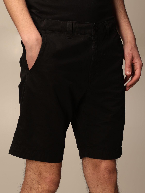 Short Aspesi: Pants men Aspesi black 4